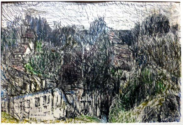 Herbert Hommola : Radeberg Detail
