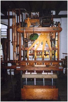 Ernst Flemming: Jacquard-Webstuhl Museum Tübingen