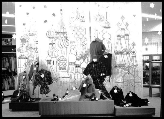 HO-Spezialhandel Dresden - Weihnachtsdekoration 1981 - Damenoberbekleidung 1