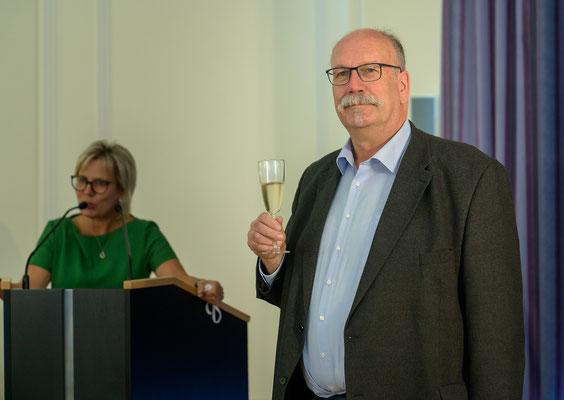 Ehrenamt Museumswesen 2020 Sachsen 28.9.2020.  Dr. Igor Jenzen,  Staatliche Kunstsammlungen Dresden - Direktor des Museums für Sächsische Volkskunst. ©Michael Schmidt