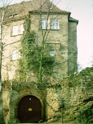 "Nordost-Eingang zum ""Märchenschloss"""