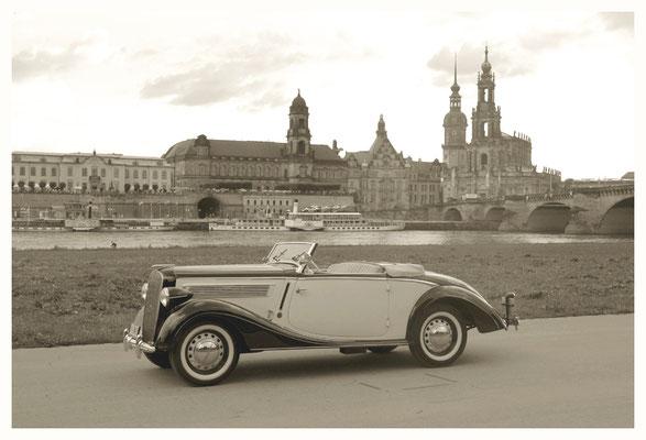 Opel S 6. Foto: S. Rüdiger