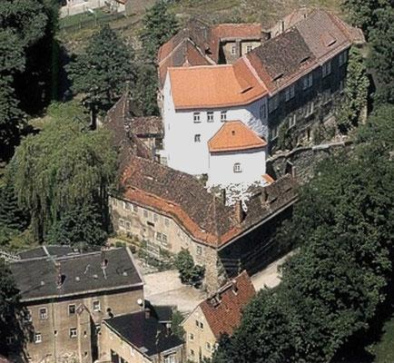 "Das ""Biest"" um 1990. Museum Schloss Klippenstein"