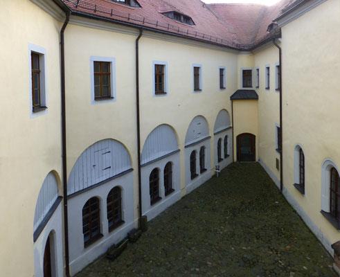 Oberer Schlosshof 2018