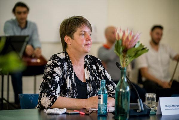 Ehrenamt Museumswesen 2020 Sachsen 28.9.2020. Katja Margarethe Mieth, Direktorin der Sächsischen Landesstelle für Museumswesen. ©Michael Schmidt