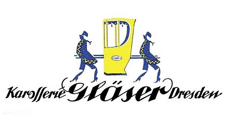 "Wort-Bild-Marke ""Karosserie Gläser Dresden"","