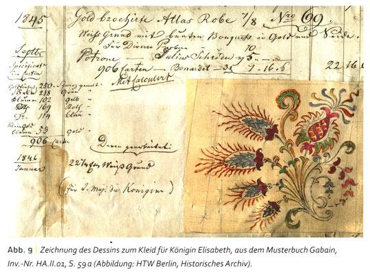 Musterbuch Gabain, Inv.-Nr. HA.II.01, S. 59a, HTW Berlin. Lizenz cc-by-sa-4.0. Abb.-Quelle (1)