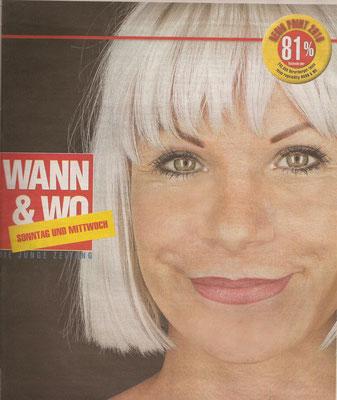 Kampagne Wann + Wo  |Sandy P.Peng