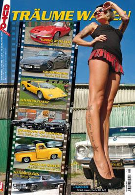 Cover Magazin |Deutschland |Sandy P.Peng