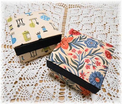 Handmade Candy Boxes_#183-184