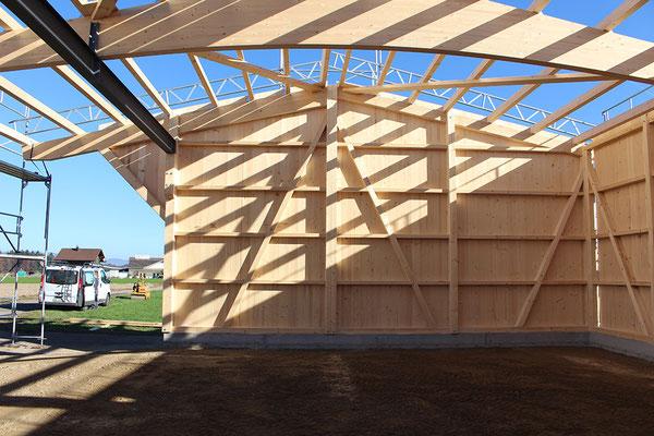 Remisen Holzbau von Ihrem Spezialisten im Oberaargau - Holzbau Peter Beck AG Niederönz