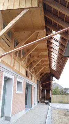 Umbau von Ihrem Spezialisten im Oberaargau - Holzbau Peter Beck AG Niederönz