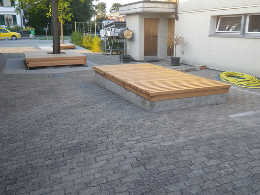 Kindergarten Holzbau von Ihrem Spezialisten im Oberaargau - Holzbau Peter Beck AG Niederönz