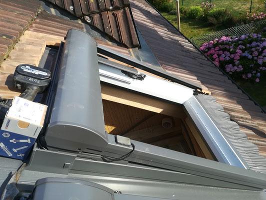 Dachfenster von Ihrem Spezialisten im Oberaargau - Holzbau Peter Beck AG Niederönz
