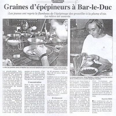 L'Est Républicain 03 juillet 2002