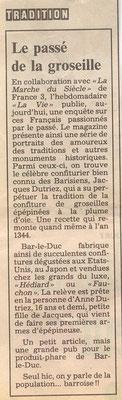 L'Est Républicain jeudi 12 septembre 1996
