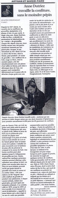 Les Echos 1er septembre 2005