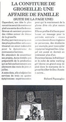 Dépêche Meusienne n° 2817 du 03 au 09 mars 2001