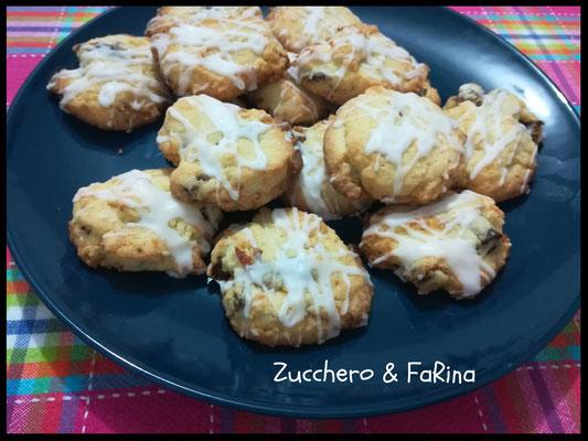 Biscotti al Daiquiri alla pesca