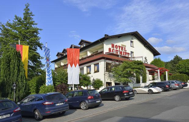 Hotel Schmitt - Mönchberg