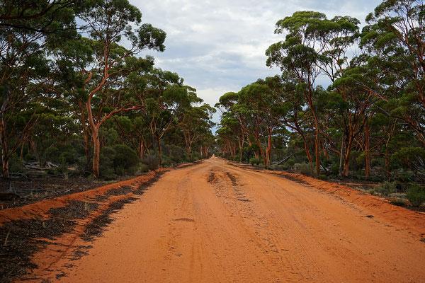 Victoria Rocks Road