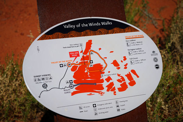 einer der schönsten Walks Australiens