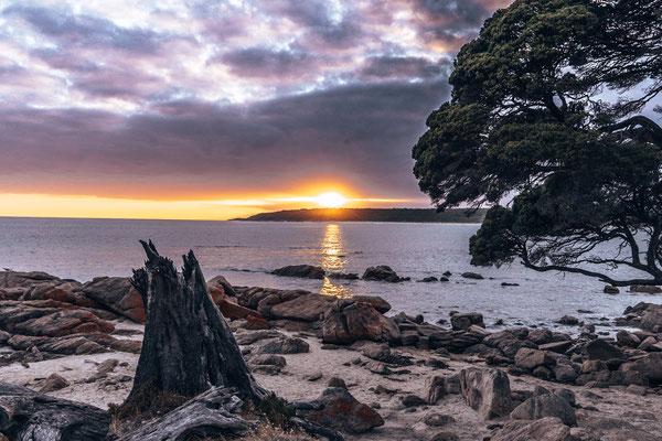 Sonnenaufgang Bunker Bay