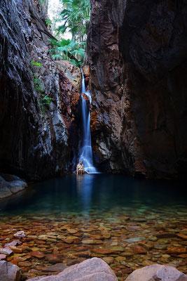 El Questro Gorge Wasserfall
