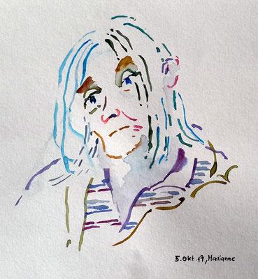 2017-10-05 Mariannen vom Seniorenheim Elfenau
