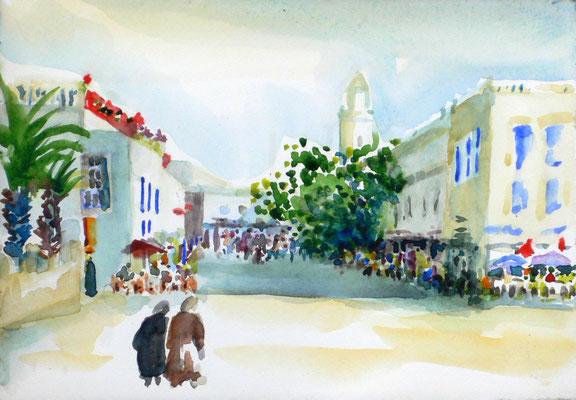 10 Essaouira - Place Hassan
