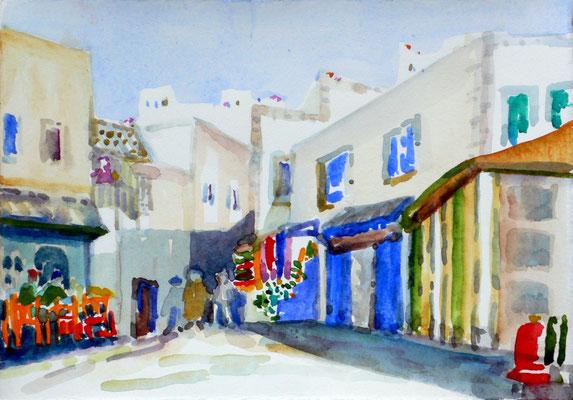 08 Essaouira - Place Tara