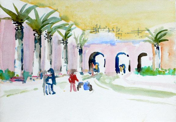 02 Essaouira - Les trois arcades