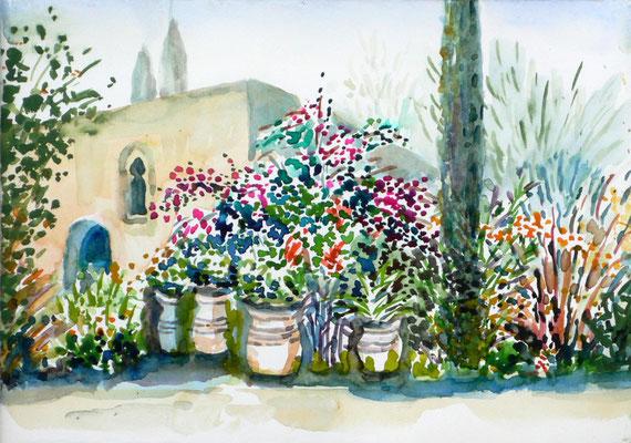 09 Essaouira - Jardin Douars