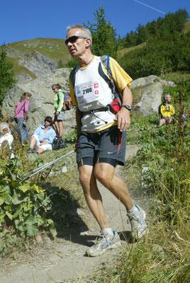 Ultra Trail du Mont Blanc UTMB 2009