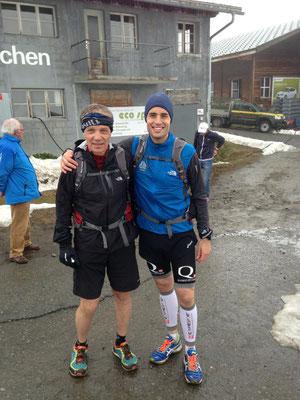 Männlichen Halbmarathon 2013