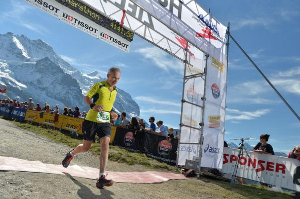 Jungrau-Marathon 2015