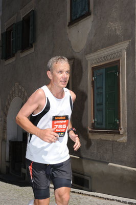 Swiss Alpine Marathon 2010