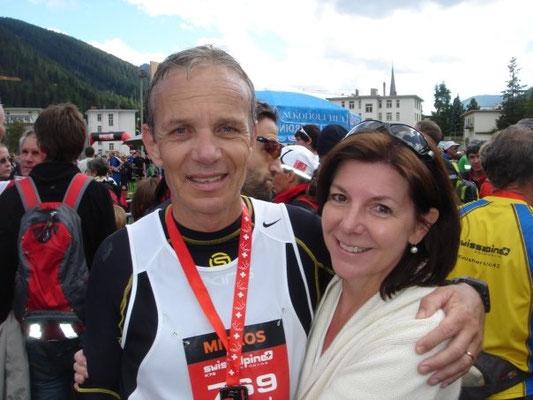 Swiss Alpine Marathon 2009