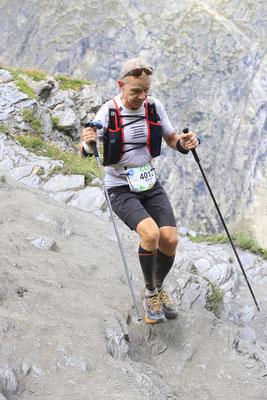 Ultra Trail du Mont Blanc CCC 2018