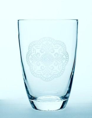 Lasergravur Glas / Gravur