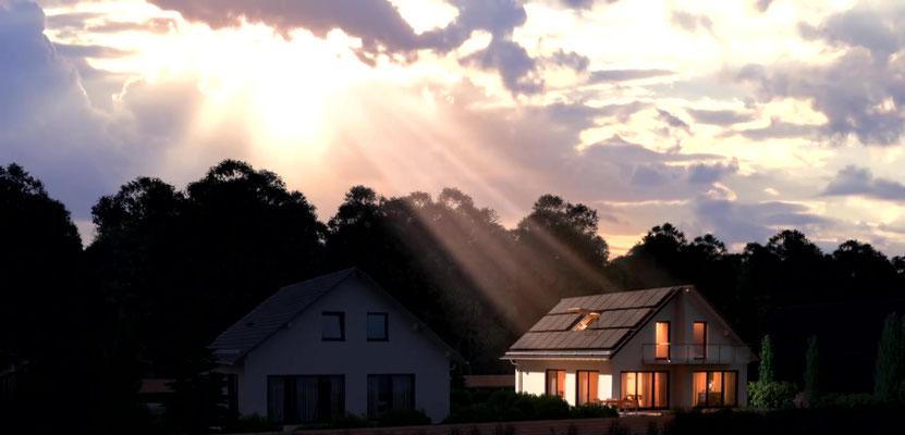 Solarwatt Solarcarport MyReserve