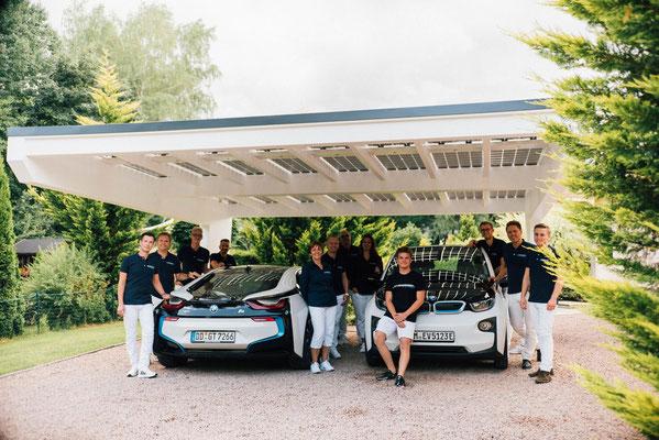 Oliver Hackney Solarterrassen & Carportwerk