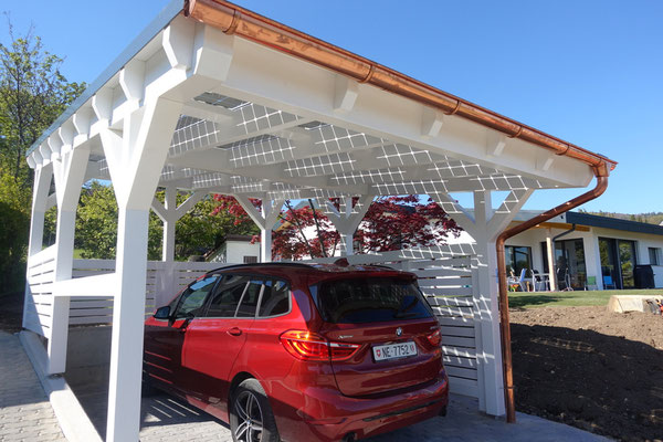Solarcarport Schweiz