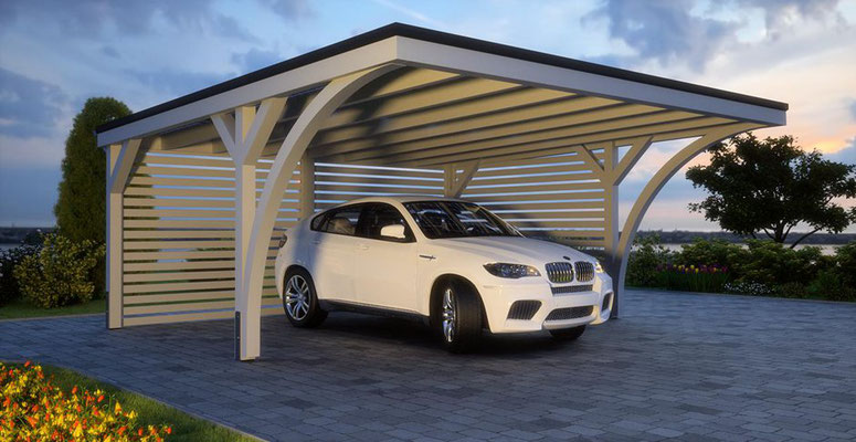 Bilder solarcarport for Solar carport preise