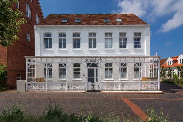 unterkunft für Highlights 2020 auf Norderney im Strandloft  © Ferienwohnungen Norderney Ferienhaus