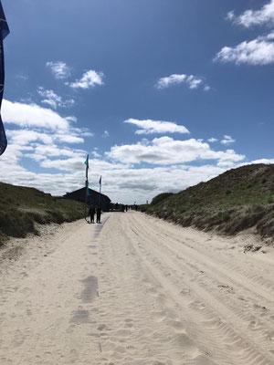 Highlights 2020 Norderney Wanderungen Strandloft Norderney © Ferienwohnungen Norderney Ferienhaus
