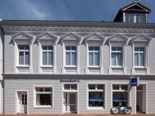 Strandloft 2 Norderney © Ferienwohnungen Norderney Ferienhaus
