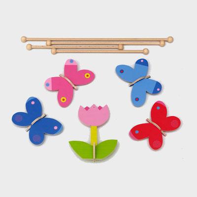 Schmetterlinge - Details -bestellen