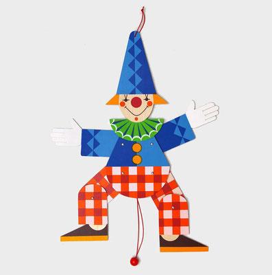 großer Clown  - Details  -  bestellen