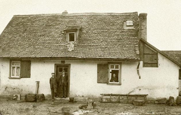 Haus Breither, Lohstraße 38  ca. 1920 (Bestand Erich Knoll)